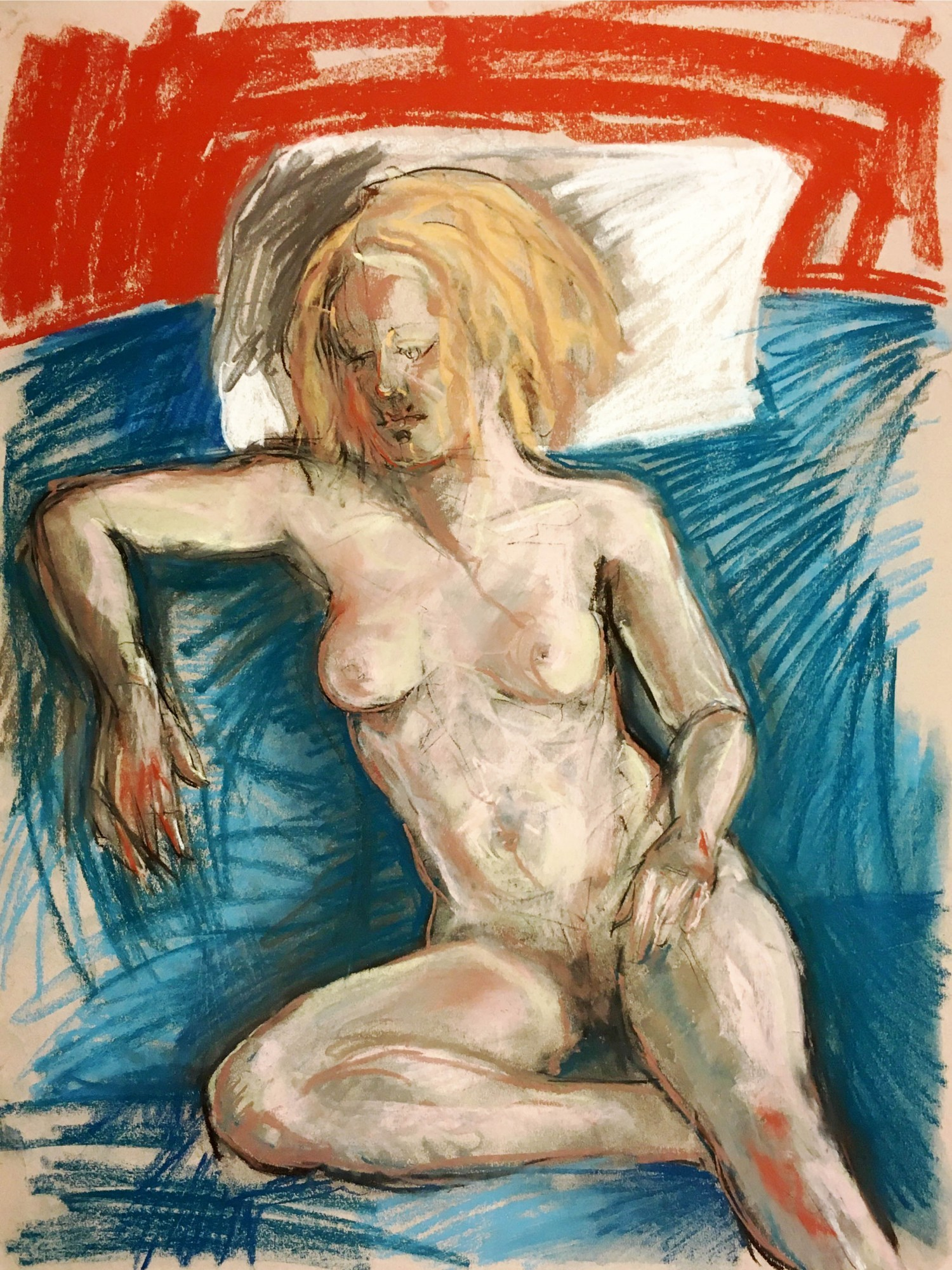 Untitled Figure Drawing (2004)