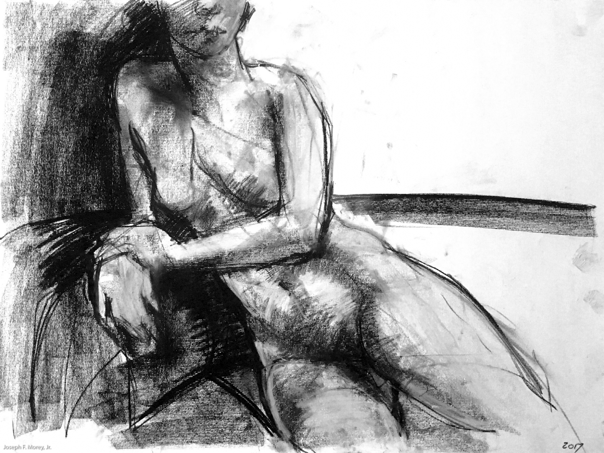 Untitled Figure Drawing