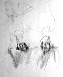 A Study of Hands with Anatomy